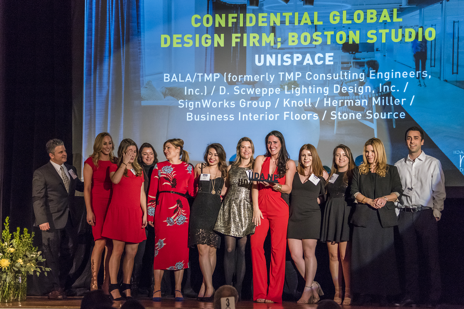 2018 IIDA NE Award Unispace