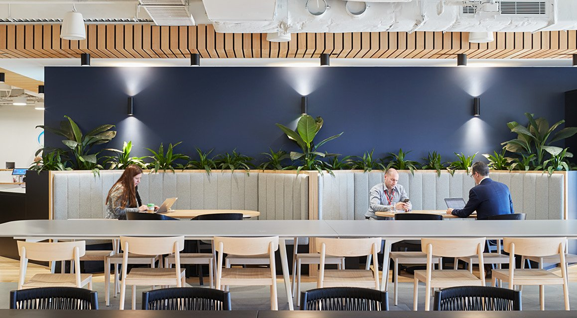 fonterra, unispace, melbourne, workplace design, productivity in the workplace, workspace design, office design