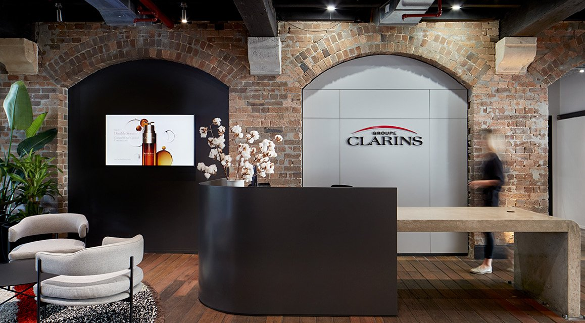 Group Clarins office