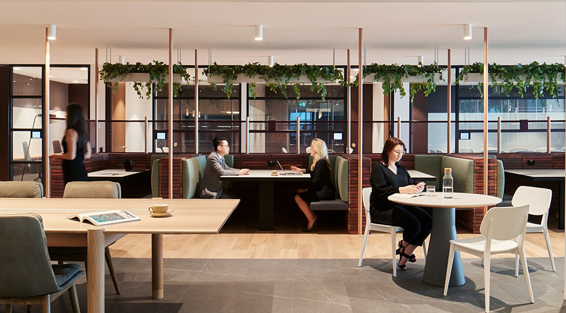 TEC, Unispace, The Executive Centre, Melbourne, Workplace design, workspace design