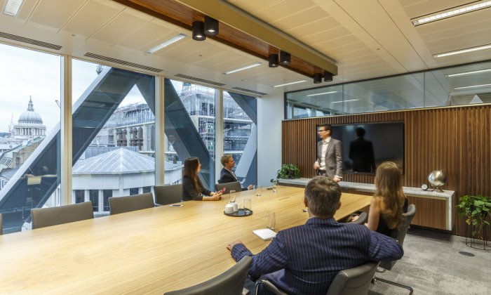workplace strategy, office design, fit-out