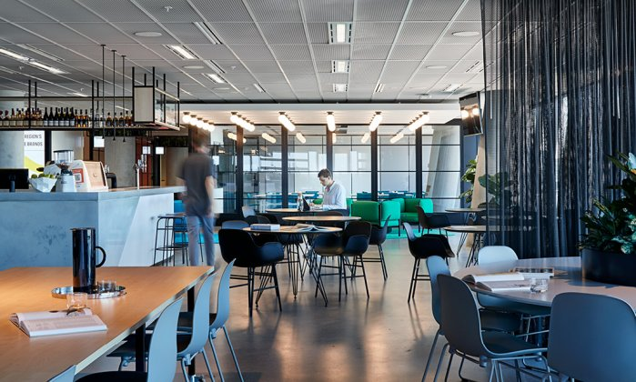 Unispace, Coca-Cola Amatil, Driven X Design, interior design, workplace design,
