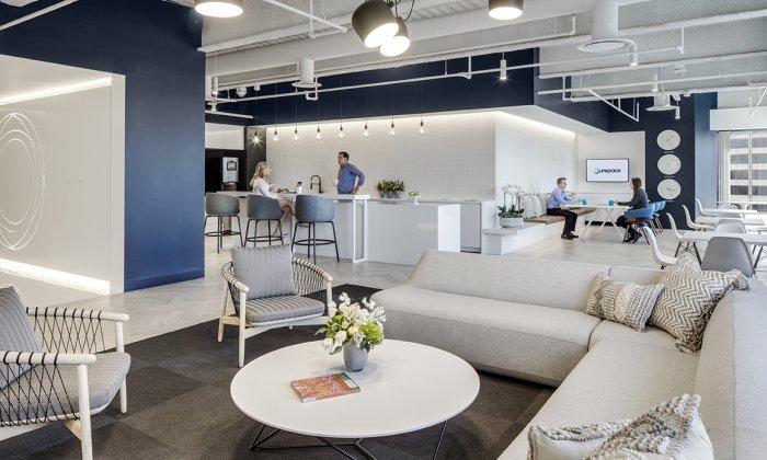 Unispace Boston Cafe