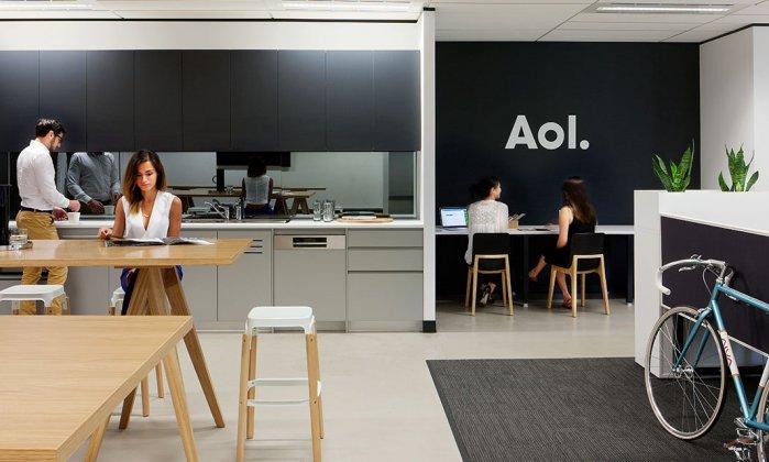 Science & Storytelling, AOL Workplace designed by Unispace