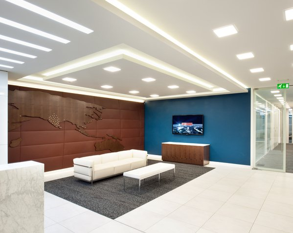 Workspace And Office Design Projects In London Franklin Templeton Classy London Office Design
