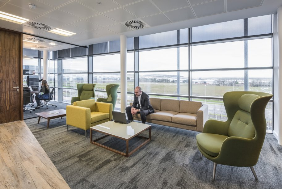 Workspace And Office Design Projects In Aberdeen Emerson