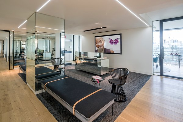 Workspace And Office Design Projects In London COTY Unispace Extraordinary London Office Design