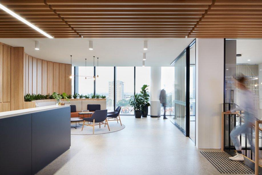 Sydney, Australia Workplace Design, Office Design, Commercial Interiors