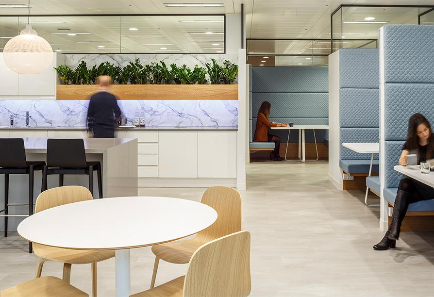Workspace and Office Design Projects in London: BLME