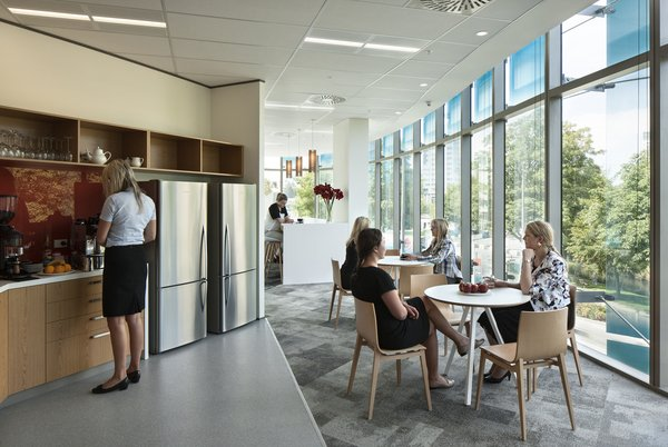Workspace and Office Design Projects in New Zealand Simpson