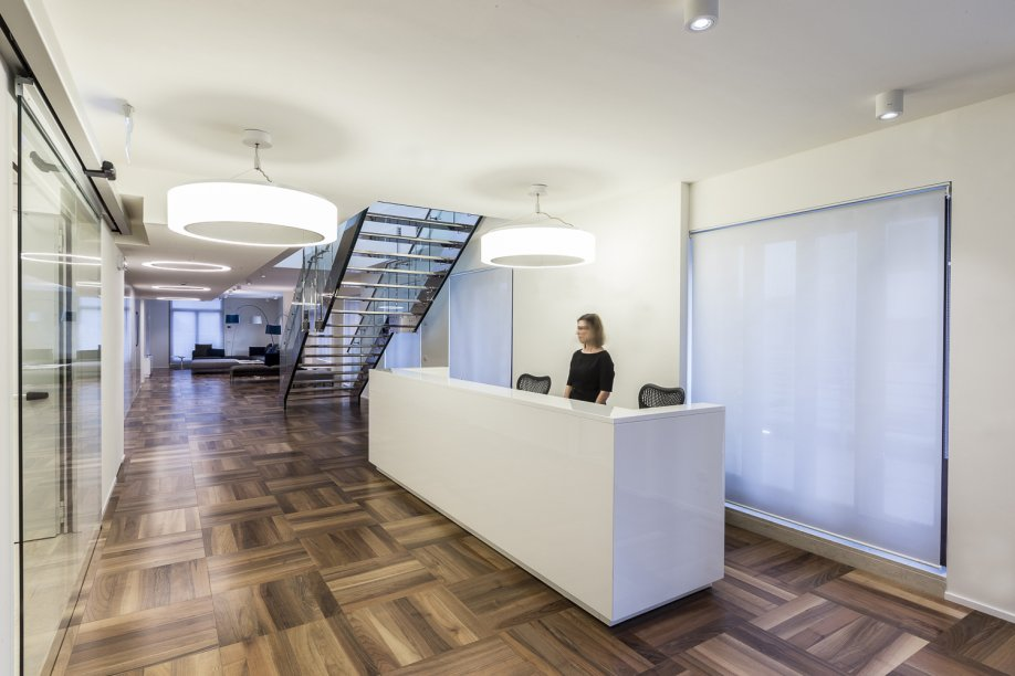 Workspace And Office Design Projects In Milan: Confidential Law Firm