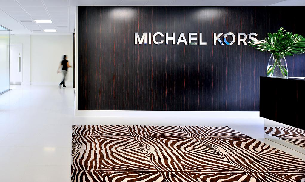 Workspace and Office Design Projects in London: Michael Kors