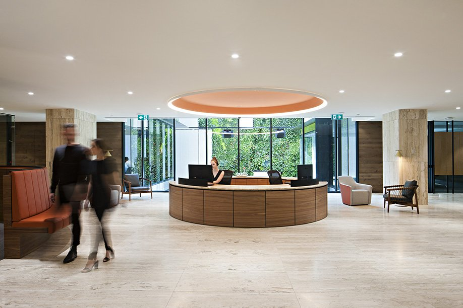 Workspace and Office Design Projects in Australia: BDO