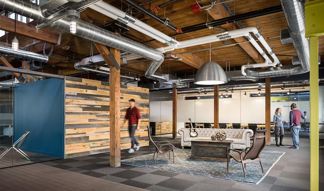 Workspace and Office Design Projects in Massachusetts: iZotope