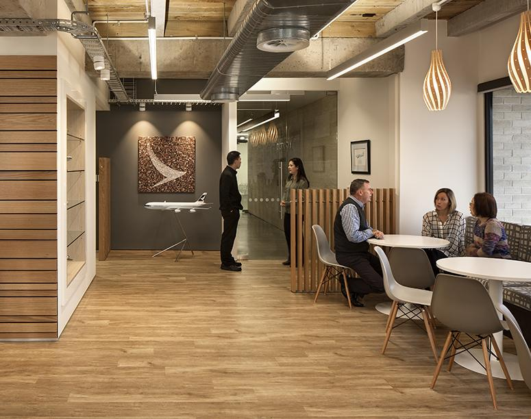 Workspace and Office Design Projects in Auckland: Cathay Pacific