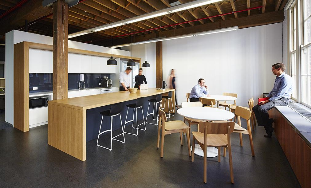workspace and office design projects in sydney  dimension data