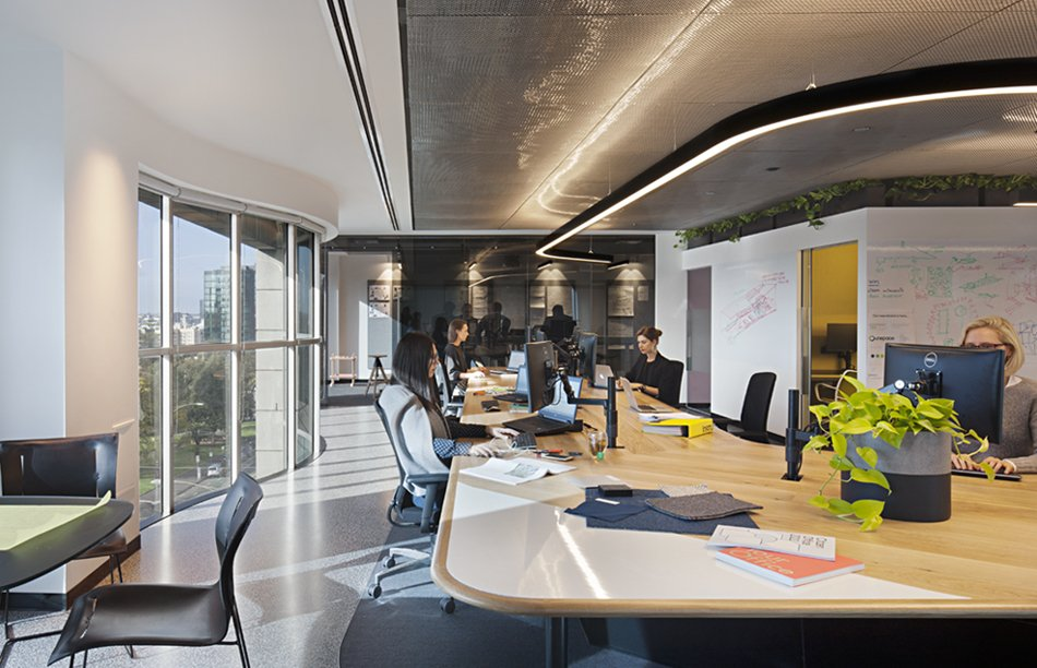 Workspace and Office Design Projects in Australia: Unispace Melbourne