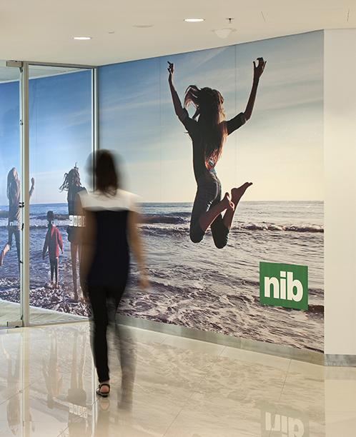 Workspace and Office Design Projects in Auckland: nib