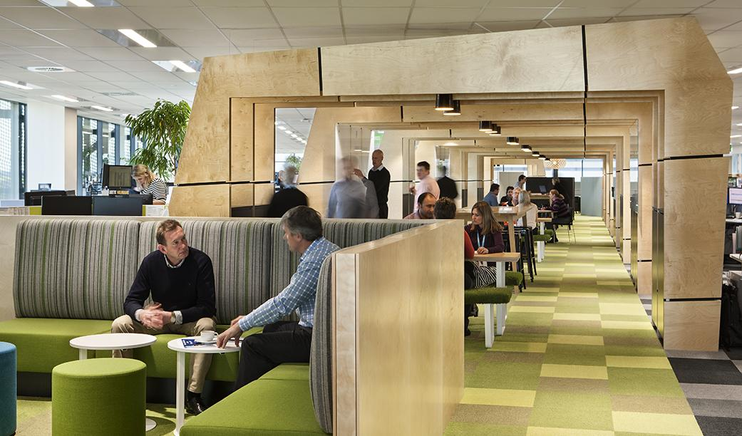 Workspace and Office Design Projects in New Zealand: Synlait