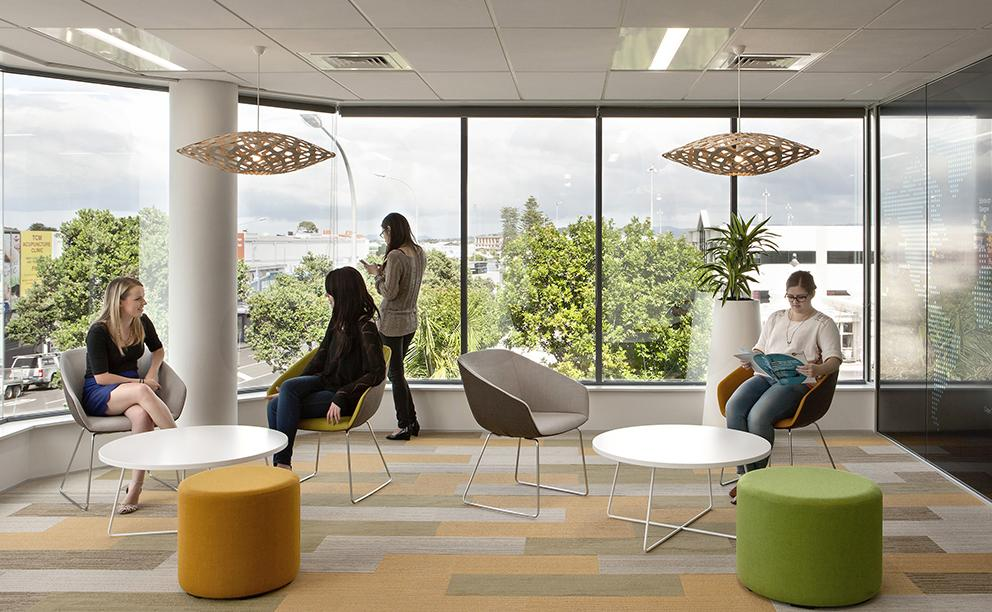 Workspace and Office Design Projects in Auckland: The Travel Corporation