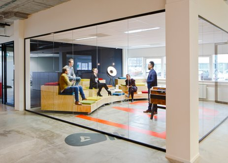 Amsterdam the netherlands workplace design office design commercial interiors